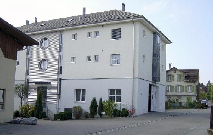 Gebäude der Winteler Formen- und Werkzeugbau AG