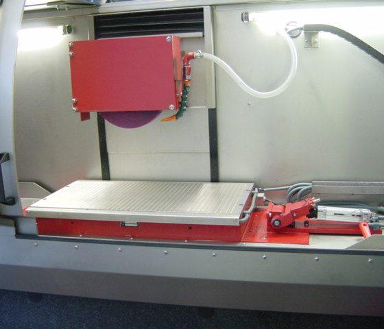 Magnettisch der NC-Flachschleifmachine Stoeckel FSG
